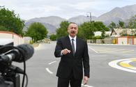 "President Ilham Aliyev gives interview to AZTV channel <span class=""color_red"">[UPDATE]</span>"
