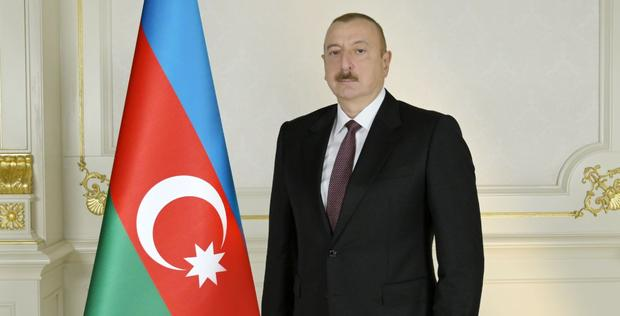 President Aliyev lays foundation stone of new mosque in liberated Shusha