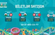 Azerbaijan names date of issuing tickets for UEFA EURO 2020 matches in Baku