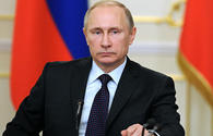 No alternative to implementation of trilateral statement on Karabakh - Russian president