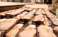 Azerbaijan suspends import of poultry products from some countries due to bird flu
