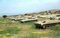 Azerbaijani army's large-scale drills enter third day