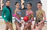 Azerbaijani gymnasts win 11 medals at international online tournament