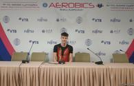 Lithuanian athlete happy to participate in 16th World Aerobic Gymnastics Championships in Baku