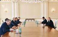 """President Aliyev: Zangazur corridor to boost connectivity with Turkey <span class=""""color_red"""">[UPDATE]</span>"""