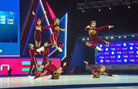 """National team wins gold at Aerobic Gymnastics Championships <span class=""""color_red"""">[PHOTO]</span>"""