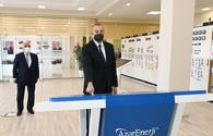 """President Aliyev inaugurates new electric substation in Baku <span class=""""color_red"""">[UPDATE]</span>"""