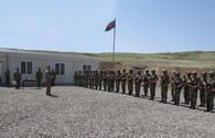 """Azerbaijan opens two military units in liberated Aghdam <span class=""""color_red"""">[PHOTO/VIDEO]</span>"""