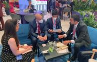 AZPROMO eyes attracting foreign investments in non-oil sector during int'l forum