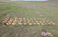 """About 800 mines, unexploded ordnance found in Karabakh on June 7-12 <span class=""""color_red"""">[PHOTO]</span>"""