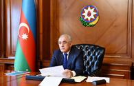 """Azerbaijani Cabinet of Ministers discusses preparation for UEFA EURO 2020 in Baku <span class=""""color_red"""">[PHOTO]</span>"""