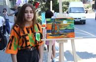 """Khatai Arts Center gathers young artists <span class=""""color_red"""">[PHOTO]</span>"""