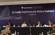 AmCham supports measures taken to improve business environment in Azerbaijan