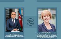 Azerbaijani FM, UK official discuss issues on implementation of trilateral statement