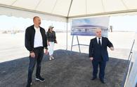 """New projects inaugurated in liberated Fuzuli <span class=""""color_red"""">[PHOTO]</span>"""