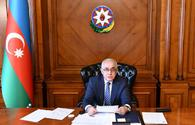 """Azerbaijan discusses issues on addressing damage caused by Armenian aggression <span class=""""color_red"""">[PHOTO]</span>"""
