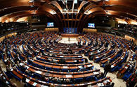 Azerbaijan's delegation taking part in PACE Summer Session 2021