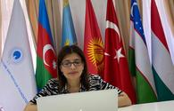 """Turkic Culture and Heritage Foundation joins int'l conference <span class=""""color_red"""">[PHOTO]</span>"""