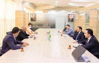 ASAN Service boss, UN envoy mull joint projects, successful cooperation