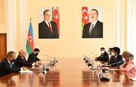 Azerbaijan, UAE discuss prospects for expanding trade and economic ties