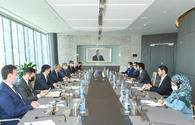 """Azerbaijan, UAE boost trade turnover by 41 pct <span class=""""color_red"""">[PHOTO]</span>"""
