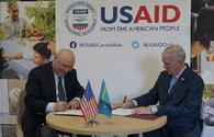 KazAID, USAID Sign Memorandum of Understanding on Cooperation in Official Development Assistance