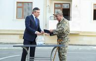 """30 more apartments given to war-affected citizens <span class=""""color_red"""">[PHOTO]</span>"""