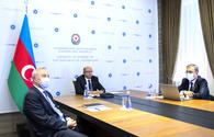 """Energy Ministry, Gazprombank mull cooperation <span class=""""color_red"""">[PHOTO]</span>"""