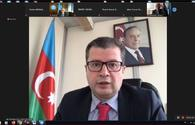 """Azerbaijan chairs meeting of NAM group at UNESCO <span class=""""color_red"""">[PHOTO]</span>"""