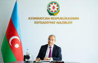 Minister: Projects implemented with EBRD important for Azerbaijan's economic diversification