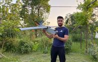 """Azerbaijan tests locally-made UAVs <span class=""""color_red"""">[PHOTO/VIDEO]</span>"""