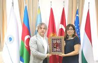 """International Turkic Culture and Heritage Foundation eyes closer co-op with Turkey <span class=""""color_red"""">[PHOTO]</span>"""