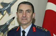 """Turkish Air Force commander arrives in Azerbaijan <span class=""""color_red"""">[PHOTO]</span>"""