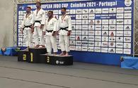 "National judoka wins gold at Coimbra Junior European Cup <span class=""color_red"">[PHOTO]</span>"