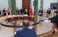 Five littoral states sign accord on Caspian Sea protection