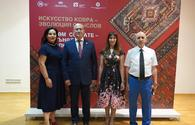 """National carpets shown in Kazan <span class=""""color_red"""">[PHOTO]</span>"""