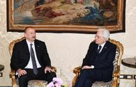 """Ilham Aliyev congratulates counterpart on Italy's victory at Euro 2020 <span class=""""color_red"""">[UPDATE]</span>"""
