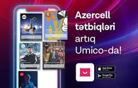 Azercell's Digital Services in Umico!