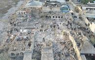$13m to be spent to restore buildings destroyed in Armenian attacks