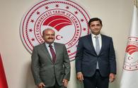 Azerbaijan, Turkey to expand cooperation in agricultural insurance
