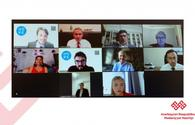 Virtual meeting held within Peace4Culture campaign