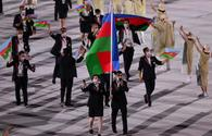 """Tokyo 2020 Olympics: National team marches at parade of athletes <span class=""""color_red"""">[PHOTO]</span>"""