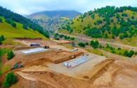"""Azerbaijan launches large-scale construction work of Toganali-Kalbajar-Istisu highway <span class=""""color_red"""">[PHOTO]</span>"""