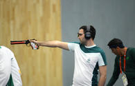 Azerbaijani shooter joins quest for medals at 2020 Summer Olympics in Tokyo
