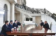 """Azerbaijan, Serbia mutually support each other's territorial integrity <span class=""""color_red"""">[PHOTO]</span>"""