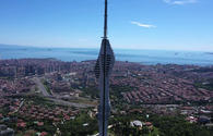 Turkey's Camlica Tower visited by 30,000 people during Eid al-Adha