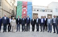 """Delegation of the ruling party of Turkey is on a visit to Azerbaijan <span class=""""color_red"""">[PHOTO]</span>"""