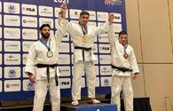 """National judoka wins championship in US <span class=""""color_red"""">[PHOTO]</span>"""