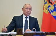 Russian president discusses situation on the Armenian-Azerbaijani border during Security Council meeting