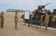 """Azerbaijani defense minister inspects training programs <span class=""""color_red"""">[VIDEO]</span>"""